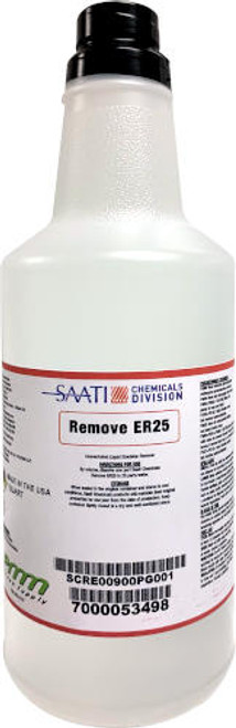 Saati Remove ER25 Emulsion Remover, Quart
