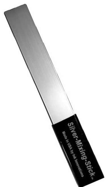 Silver Mixing Stick