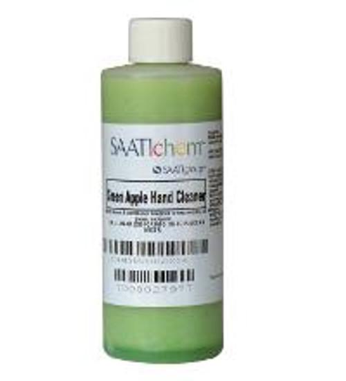 SAATI HC8 Green Apple Hand Cleaner, 4 oz