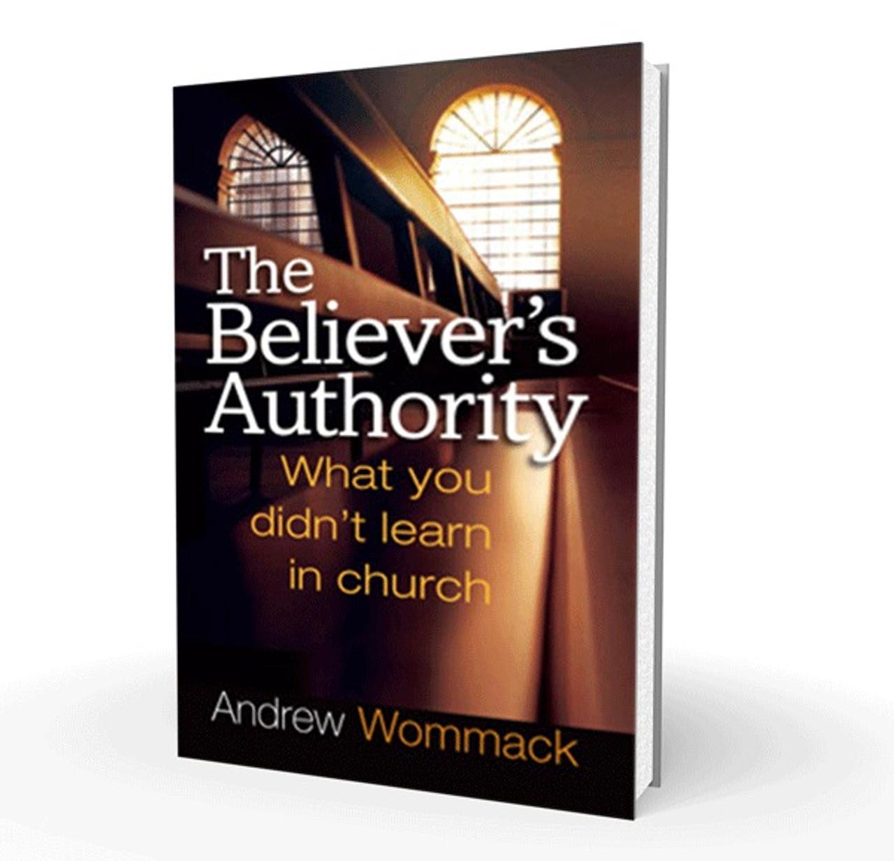 Book - The Believer's Authority