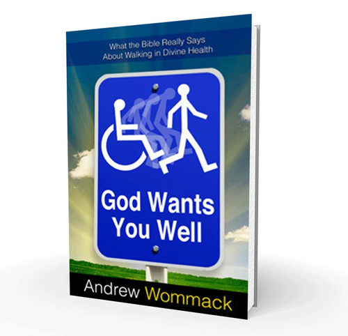 Book - God Wants You Well