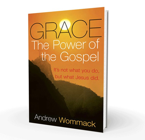 Book - Grace, The Power Of The Gospel
