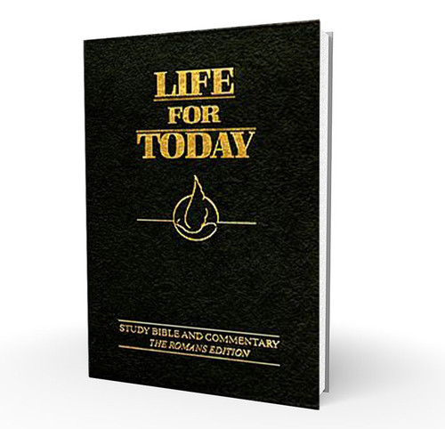 Book - Life for Today Romans Edition
