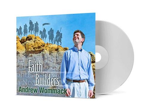 CD Album - Faith Builders