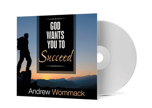 CD Album - God Wants You To Succeed
