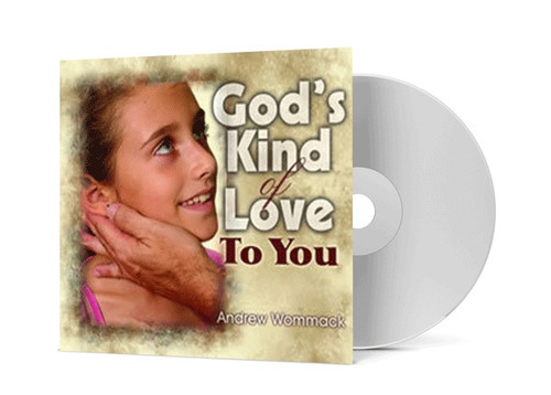CD Album - God's Kind Of Love To You