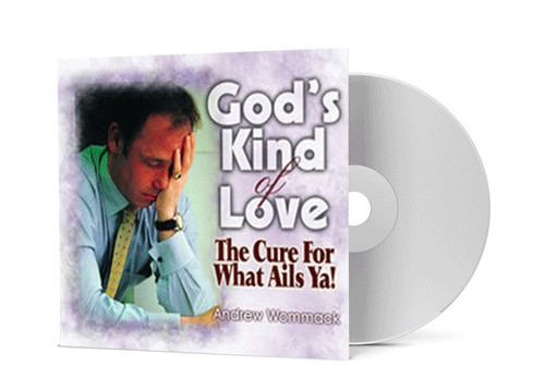 CD Album - God's Kind Of Love: The Cure For What Ails Ya!