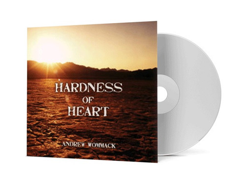 CD Album - Hardness Of Heart