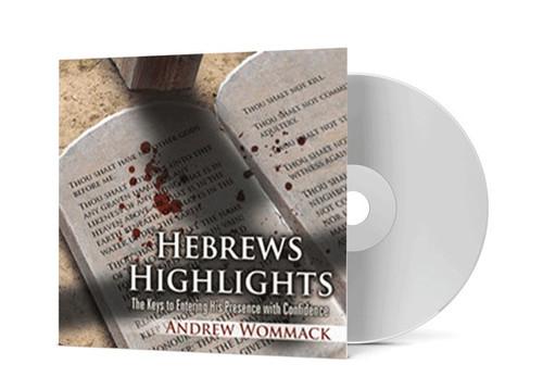 CD Album - Hebrew Highlights