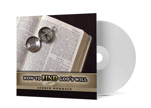 CD Album - How To Find God's Will