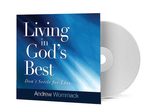 CD Album - Living in God's Best