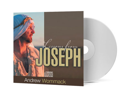 CD Album - Lessons From Joseph