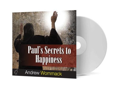 CD Album - Paul's Secrets To Happiness