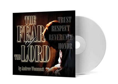 CD Album - The Fear Of The Lord