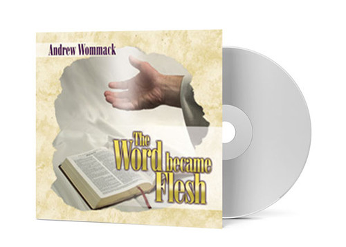 CD Album - The Word Became Flesh