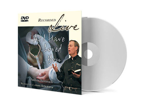 DVD LIVE Album - As I Have Loved You