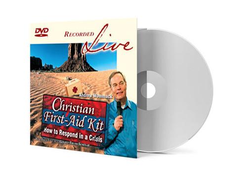 DVD LIVE Album - Christian First-Aid Kit