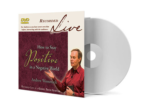 DVD LIVE Album - How To Stay Positive In A Negative World