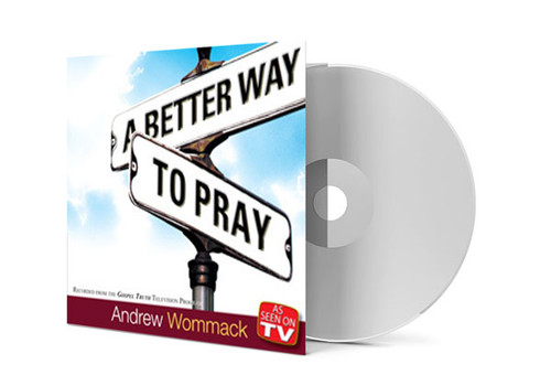 DVD TV Album - A Better Way To Pray