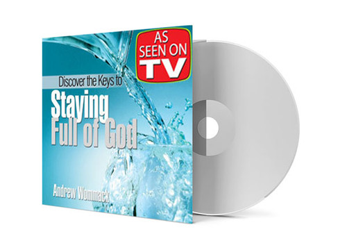 DVD TV Album - Discover The Keys To Staying Full Of God