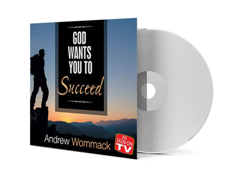 DVD TV Album - God Wants You To Succeed