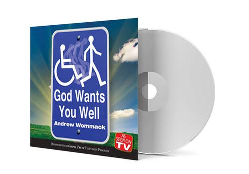 DVD TV Album - God Wants You Well