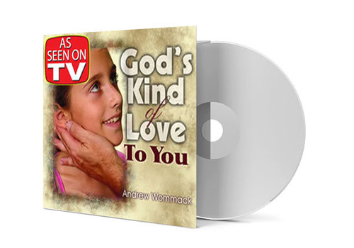DVD TV Album - God's Kind Of Love To You