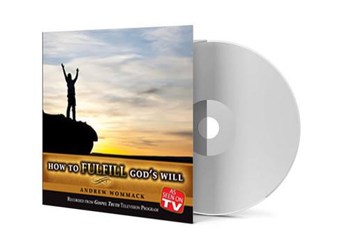 DVD TV Album - How To Fulfill God's Will