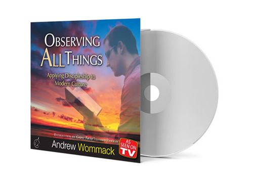 DVD TV Album - Observing All Things