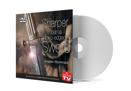 DVD TV Album - Sharper Than A Two-Edged Sword
