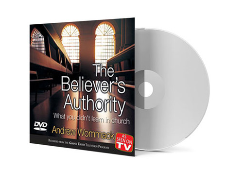 DVD TV Album - The Believer's Authority