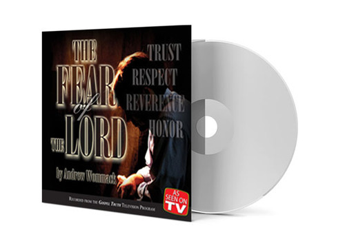 DVD TV Album - The Fear Of The Lord
