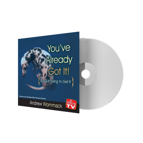 DVD TV Album - You've Already Got It!