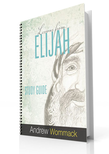 Study Guide - Lessons From Elijah