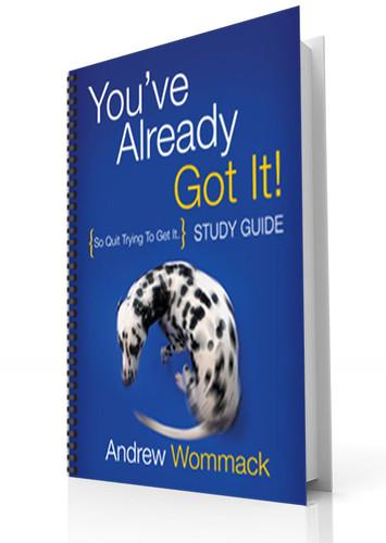Study Guide - You've Already Got It!