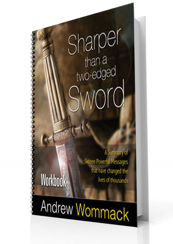 Workbook - Sharper Than A Two-Edged Sword