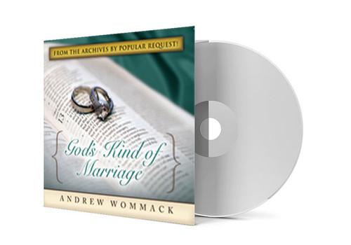 DVD Album - God's Kind Of Marriage