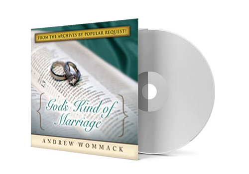 DVD Album - God's Kind Of Marriage