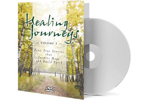 DVD Album - Healing Journeys Volume I