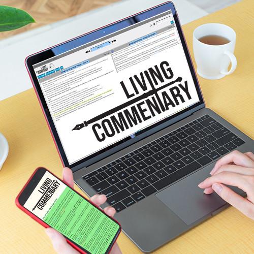 Living Commentary - Bible Program