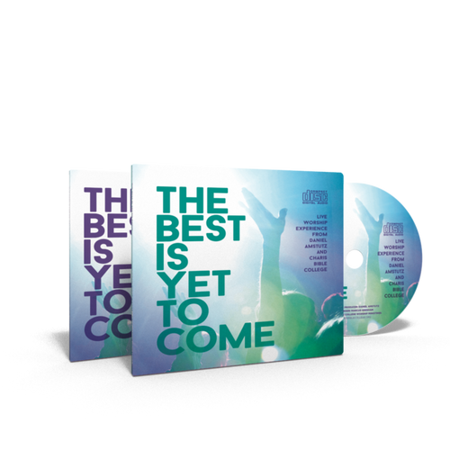 THE BEST IS YET TO COME ON DVD