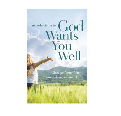 Booklet - Introduction to God Wants You Well