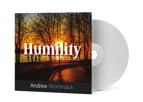 CD Album - Humility - God's Path to More Grace