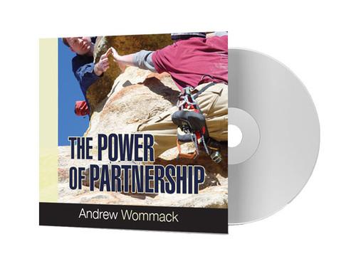 CD Album - The Power of Partnership