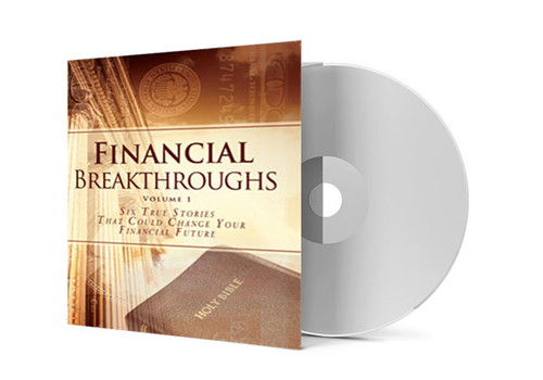 DVD Album - Financial Breakthroughs