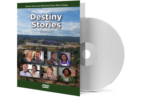 DVD - Destiny Stories Volume II