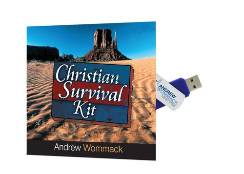 Christian Survival Kit - USB