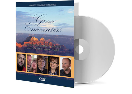 DVD  Album - Grace Encounters