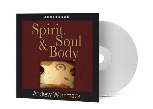 Spirit, Soul & Body - Audio Book
