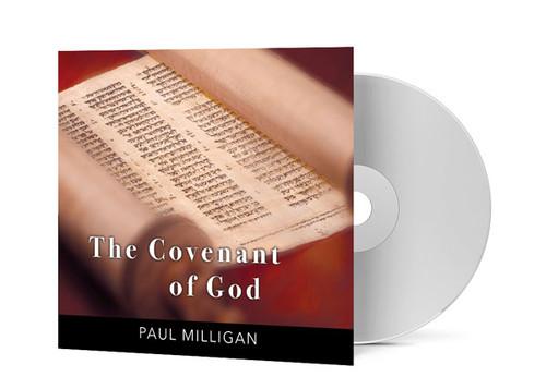 CD Album - Covenant of God with Paul Milligan